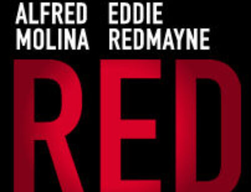 Seeing Red on Broadway