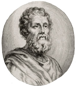 Phidias, the Master sculptor and architect of Greece