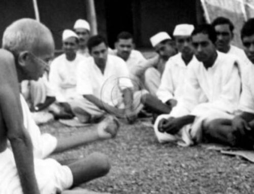 The Real Gandhi – impressions of a tribute